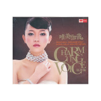 张玮伽:唯美伽音金碟(CD)