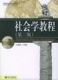 社会学教程(第二版)