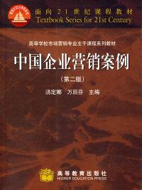 中国企业营销案例(第二版)