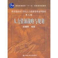 人力资源战略与规划(第二版)