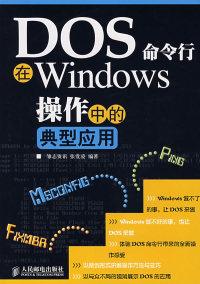 DOS命令行在Windows操作中的典型应用