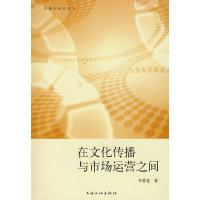 在文化传播与市场运营之间(传播学研究丛书)(传播学研究丛书)