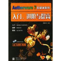 Authorware7多媒体制作入门、进阶与提高(附光盘一张)