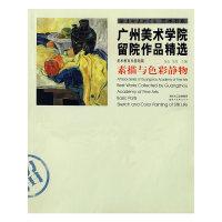 素描与色彩静物(广州美术学院留院作品精选)
