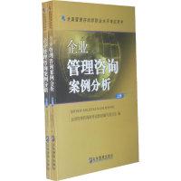 企业管理咨询案例分析(上下)(全国管理咨询师职业水平考试用书)