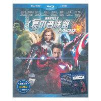 复仇者联盟(蓝光)(DVD)