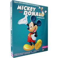 米老鼠和唐老鸭 10DVD完整珍藏礼品(DVD)