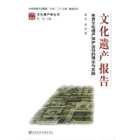 文化遗产报告:世界文化遗产保护运动的理论与实践——文化遗产学丛书