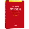 中华人民共和国刑事诉讼法-注释本