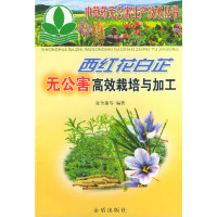 西红花白芷无公害高效栽培与加工