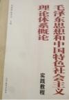毛泽东思想和中国特色社会主义理论实践教程